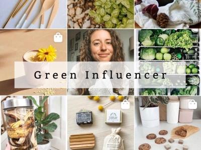 10 green ingluencer che non conosci